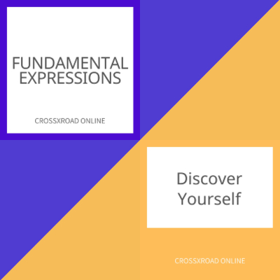 Fundamental Expression(オリジナル) /Discover yourself(オリジナル)